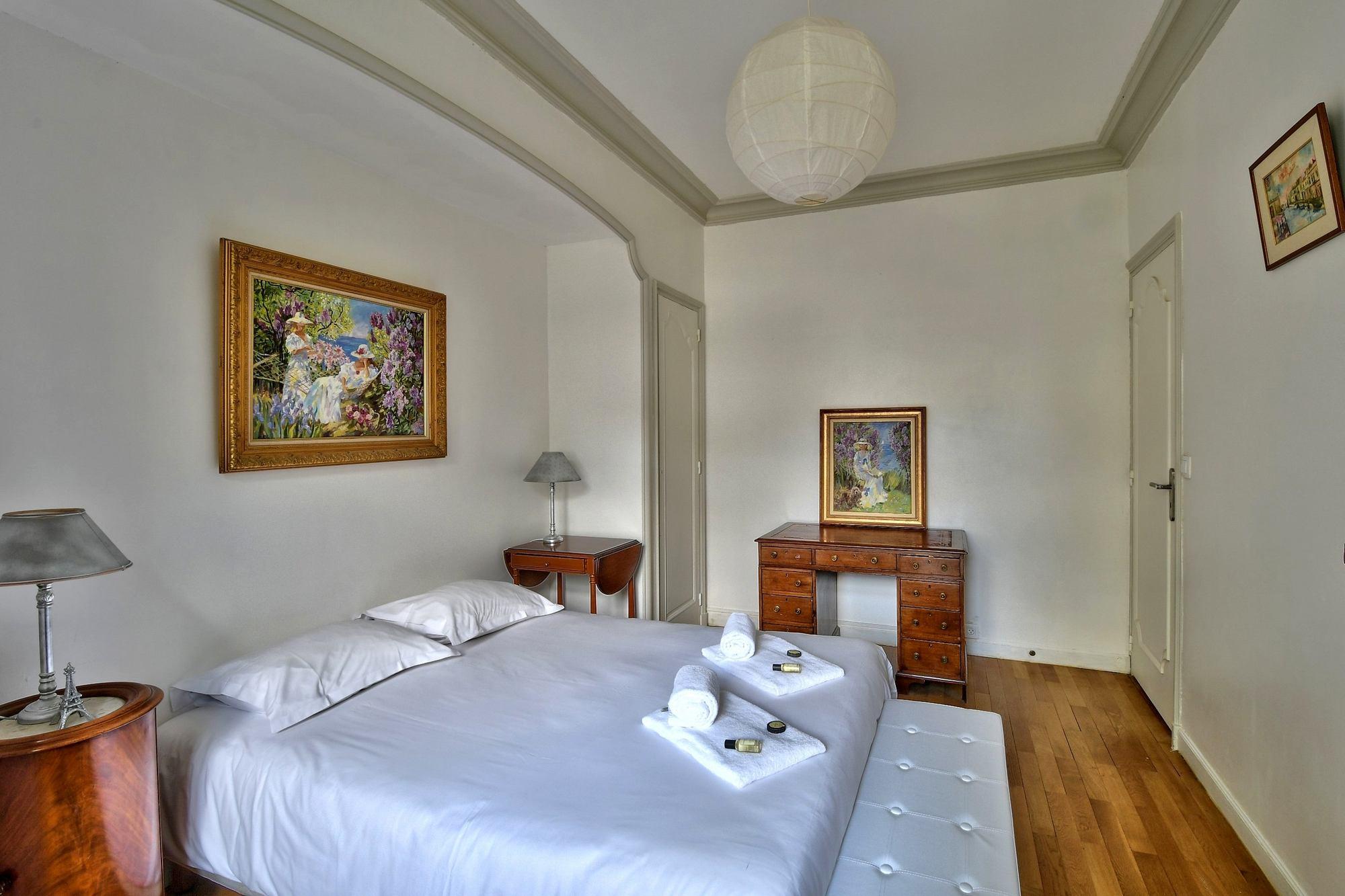 PHOTOS Appartement chambre Lyon 69006 Boulevard des Belges