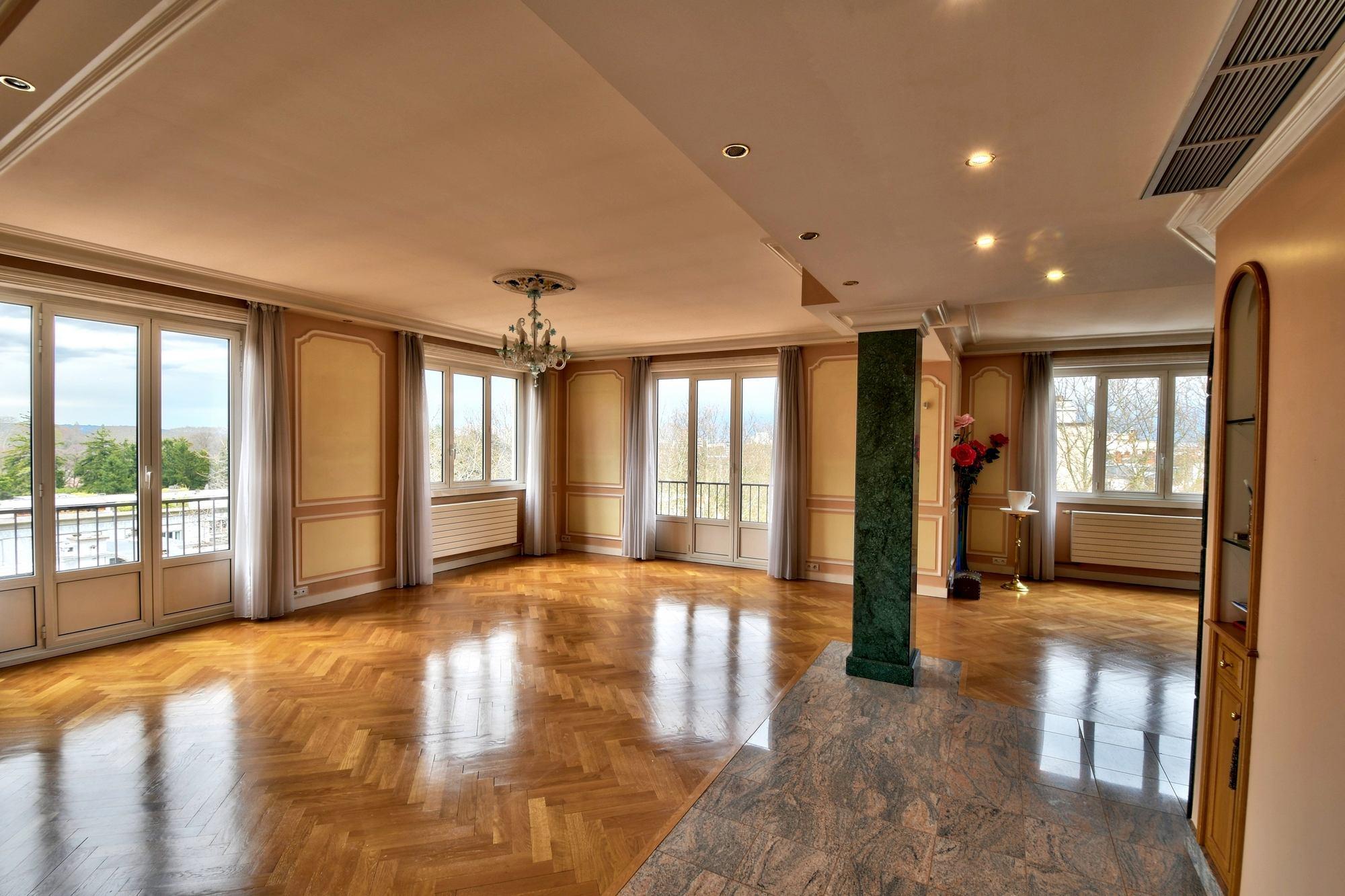 PHOTOS IMMOBILIER Lyon 69006 Appartement salon salle à manger Boulevard des Belges