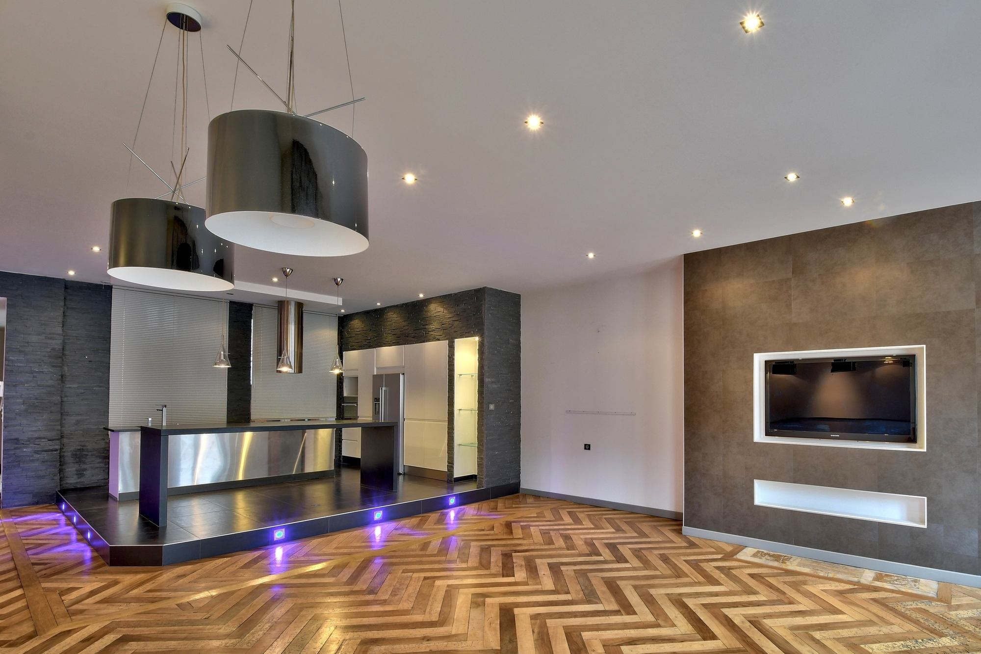 PHOTOS immobilier Appartement cuisine salle à manger villefranche sur Saône 69400 Rue nationale