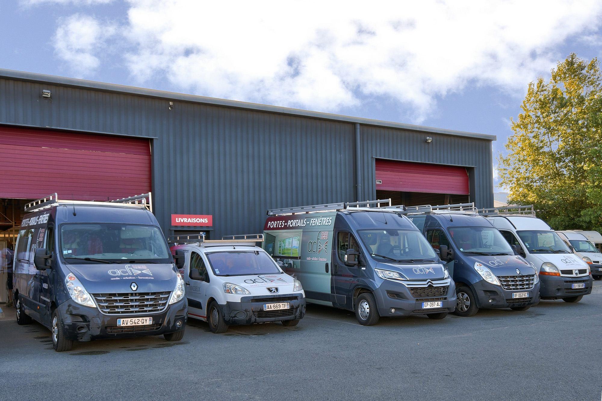 Accès création fermeture flotte de véhicules à Massieux 01600