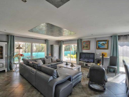 Photos d'un intérieur de maison à Francheleins dans l'Ain 01