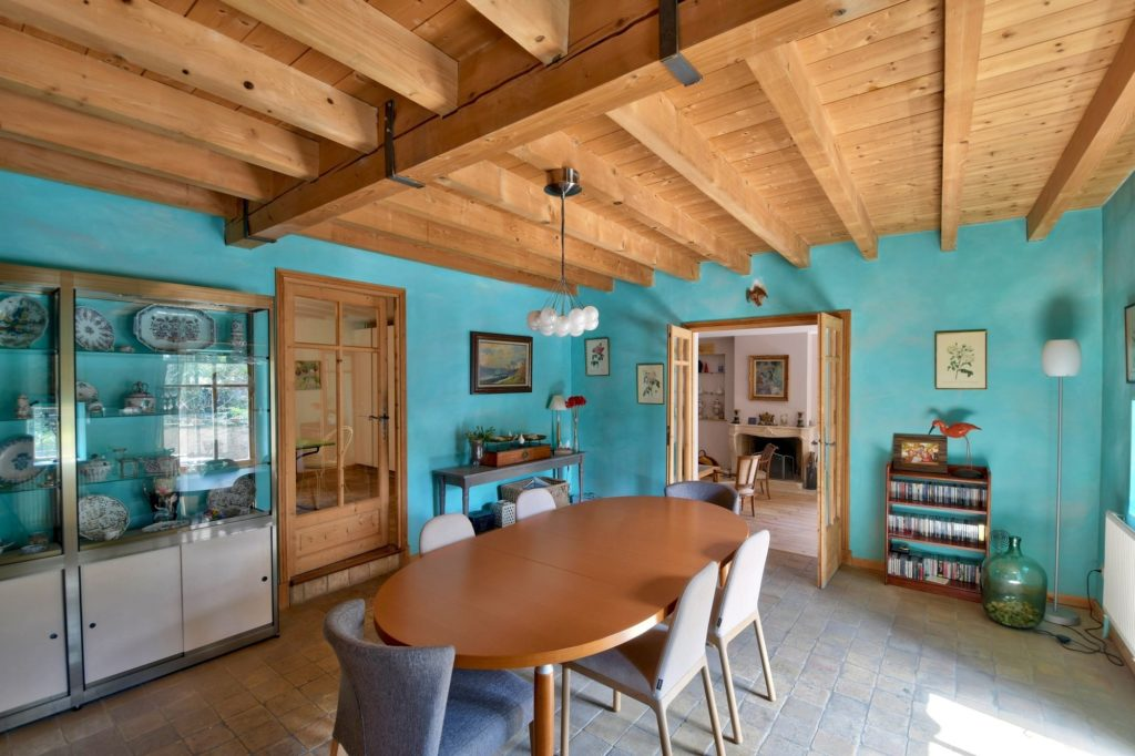photo d'une salle à manger d'une maison à Dardilly 69570 Chemin des 3 Noyers